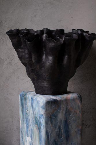 Керамические украшения ручной работы